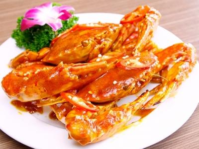 Cua +Ghẹ Rang Me